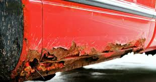 How to fix rust by Sparkling Bodywork