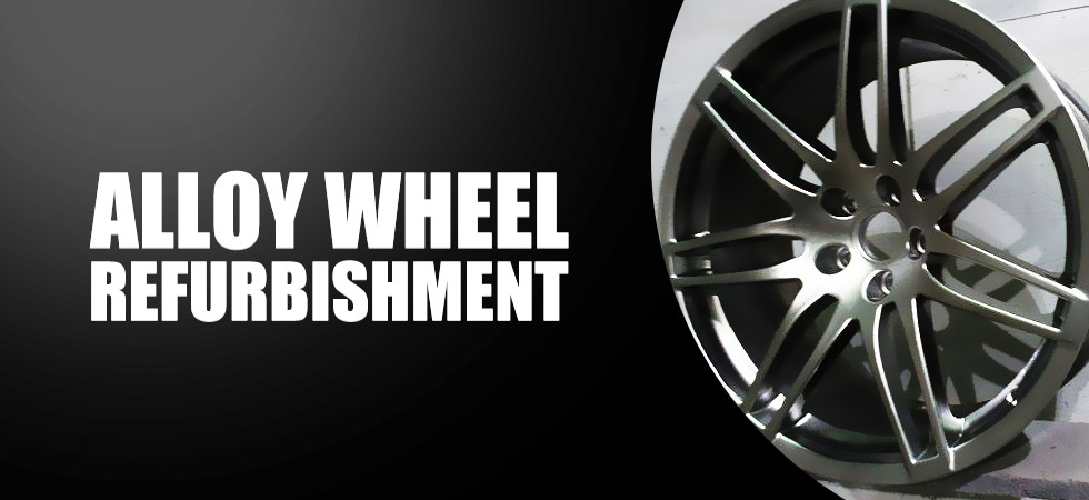 Alloy Wheel Refurbishment in Swindon